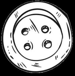 guzik element logo guzikfotografuje